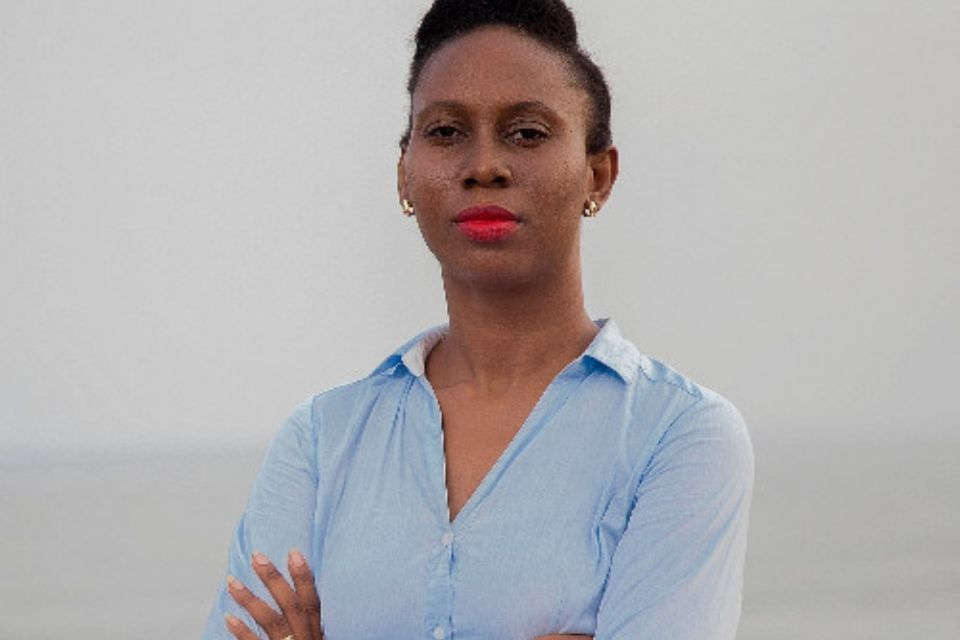 Ethel Coffie; the brain behind Women in Tech Africa
