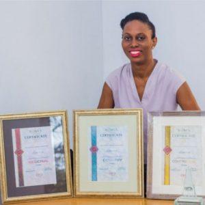 Ethel Cofie; the brain behind Women in Tech Africa